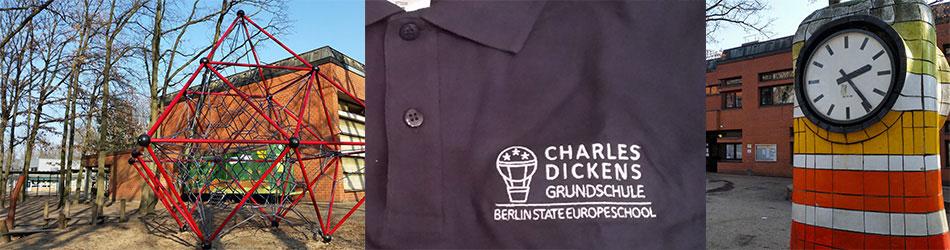 Online-Shop Charles Dickens Grundschule